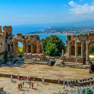 Tour Naxos Taormina Castelmola